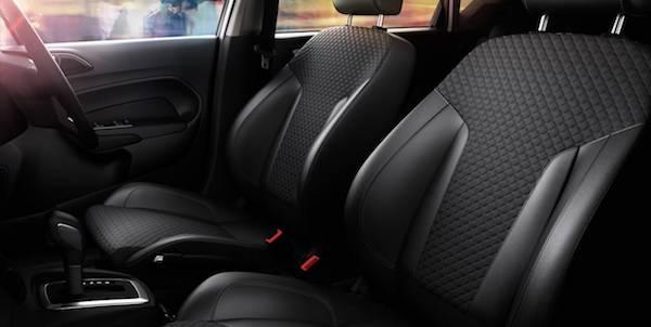 เบาะนั่ง Ford Fiesta