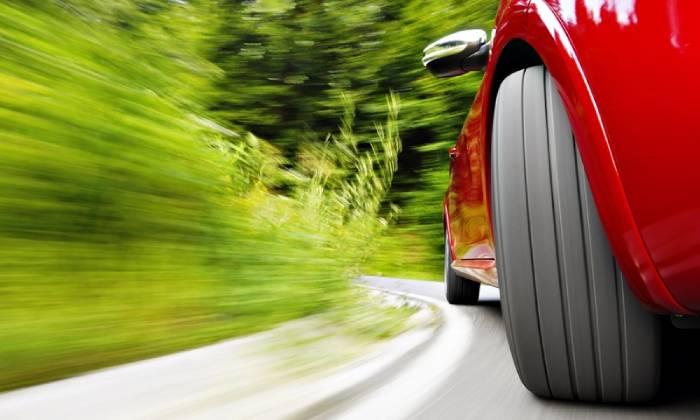 ควรเติมยางให้พอดี เพื่อการขับขี่ที่ดี