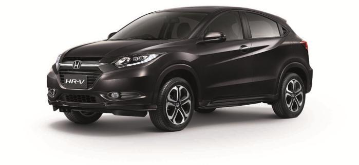 รถยนต์ Honda Hr-v 2016