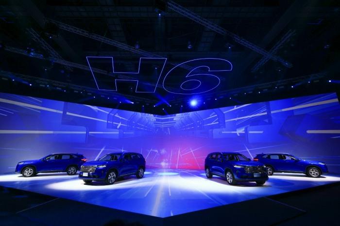 All New HAVAL H6 Hybrid SUV 2021