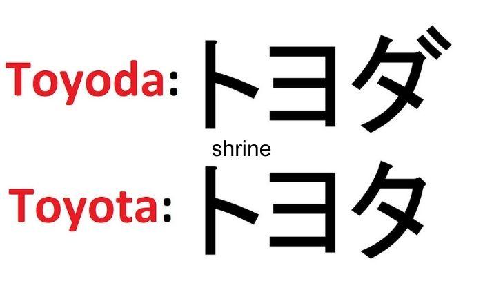 ชื่อค่ายในภาษาญี่ปุ่น