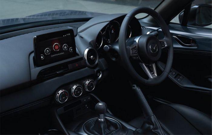 ภายใน Mazda MX-5