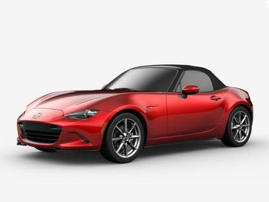 รถ Mazda MX-5
