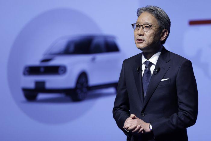 ญี่ปุ่นประกาศยกเลิกรถใช้น้ำมันภายในปี 2040