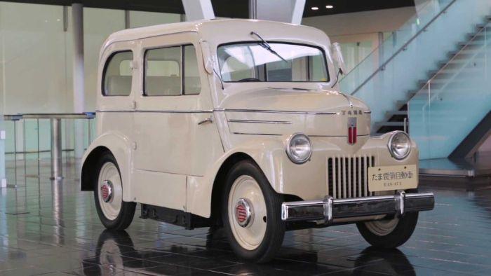 รถยนต์ไฟฟ้า Tama Electric Vehicle