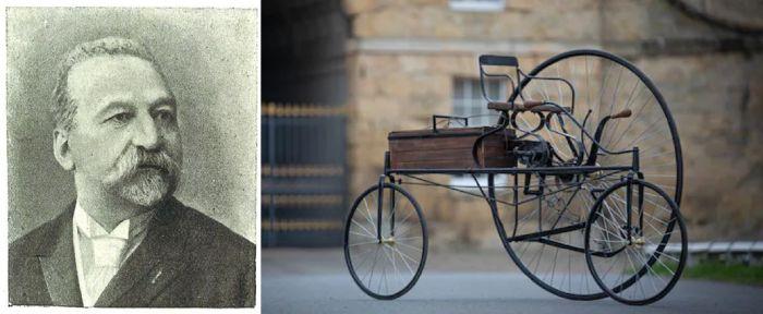 Gustave Trouvé และสิ่งประดิษฐ์ของเขา
