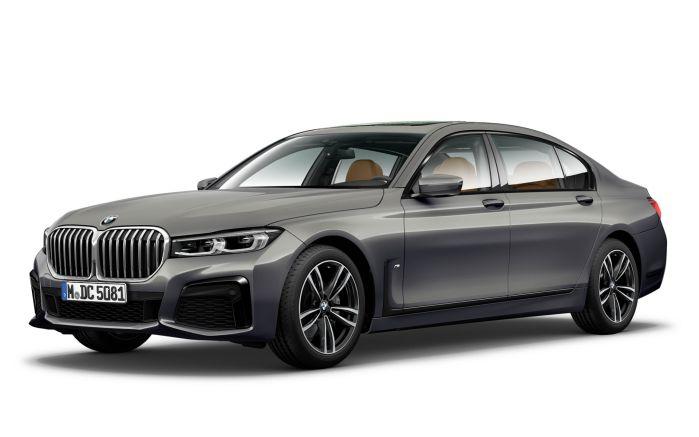 ตัวรถ BMW 730Ld