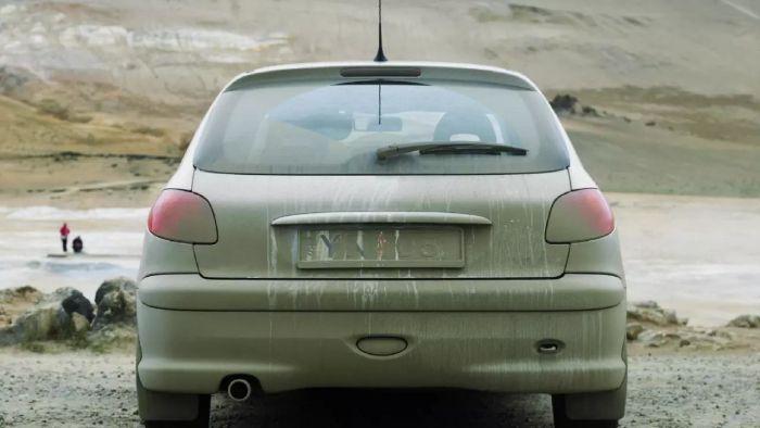 ถ้ารถสกปรกจนเห็นทะเบียนไม่ชัด จะถูกจับปรับได้