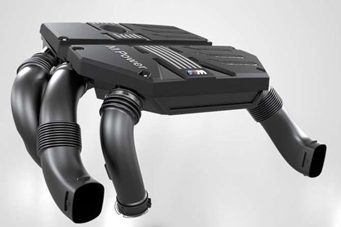 ขุมพลัง BMW X3 M