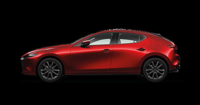All New Mazda 3 2020 Fastback