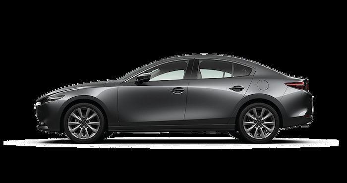 All New Mazda 3 2020 Sedan