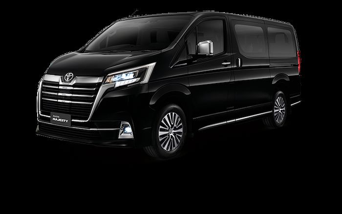 Toyota Majesty ราคา ผ่อน ดาวน์ เริ่มต้นที่ 1,709,000 บาท