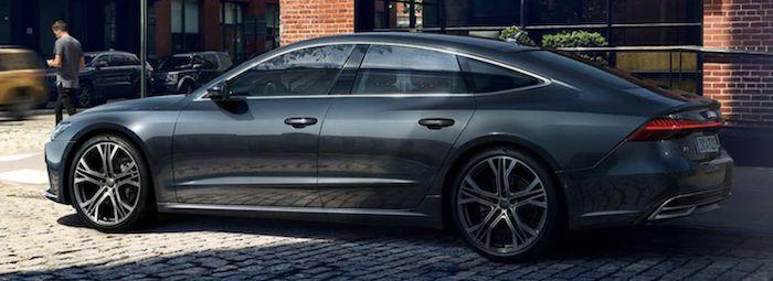 ภายนอก Audi A7