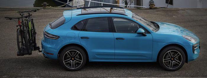 ภายนอก Porsche Macan
