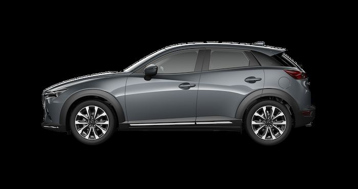 รีวิวภายนอก Mazda CX-3 2021