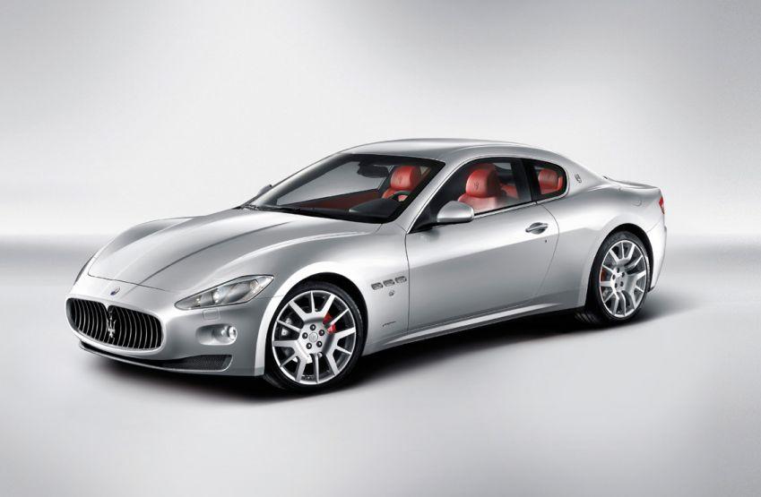 Maserati GranTurismo ราคา ผ่อน ดาวน์