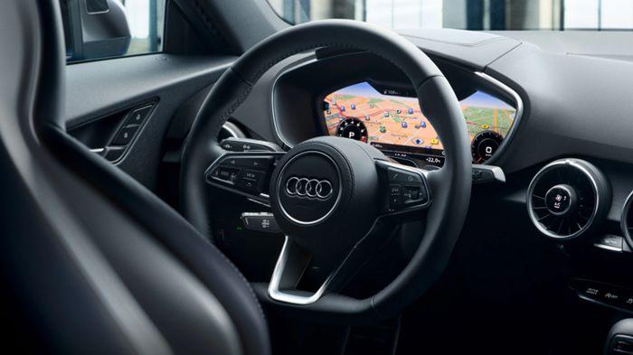 ภายใน Audi TT