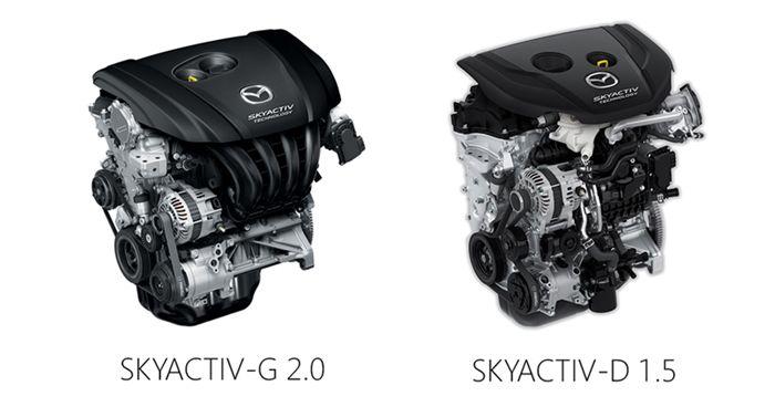  ขุมพลัง Mazda CX-3 2021
