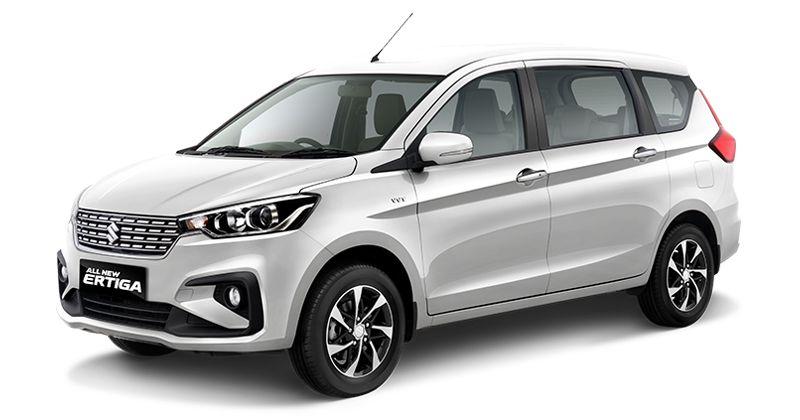 Suzuki Ertiga ราคา ตารางผ่อน ดาวน์
