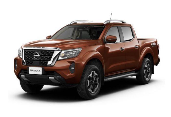 ราคา และ ตารางผ่อน Nissan Navara Double Cab 2021