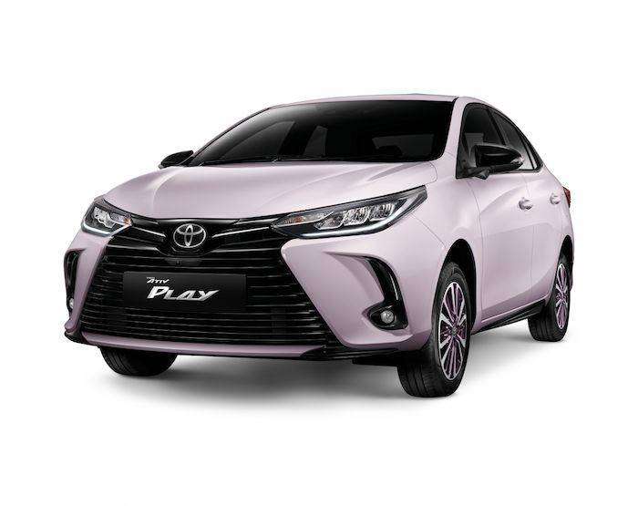 Toyota Yaris Ativ PLAY 2021 รุ่น Limited Edition