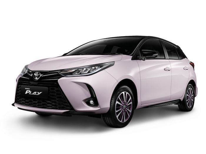 Toyota Yaris Play 2021 (Limited Edition)