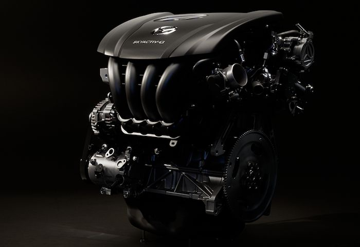 ขุมพลังของ Mazda 3 2020