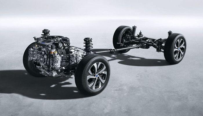 Subaru Outback 2021 ราคา