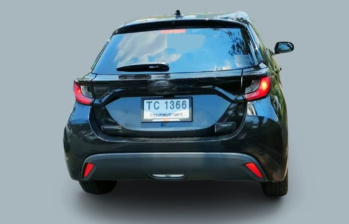 Toyota Yaris 2022 เปิดตัว