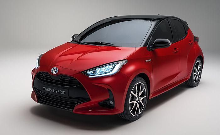 Toyota Yaris 2022 ราคา