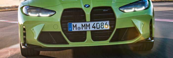 BMW M4 ปี 2021