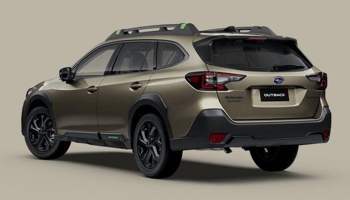 Subaru Outback 2021 เปิดตัว