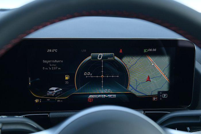 Mercedes-AMG GLA 35 4MATIC ปี 2021