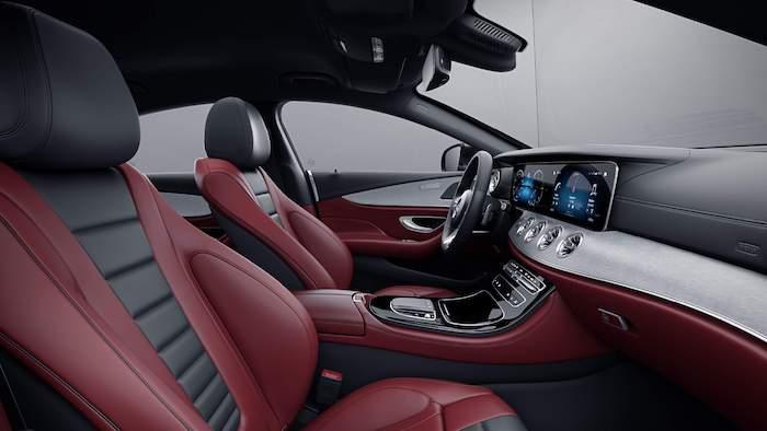 รีวิวภายใน Mercedes Benz CLS