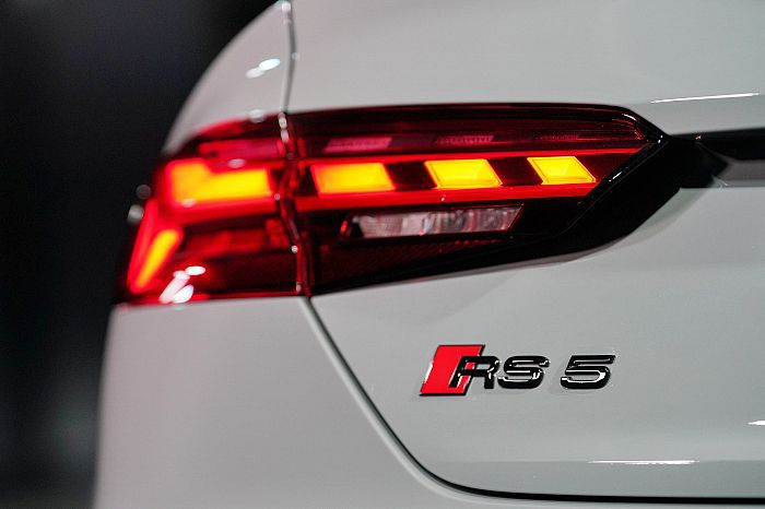 Audi RS 5 Coupe 2021