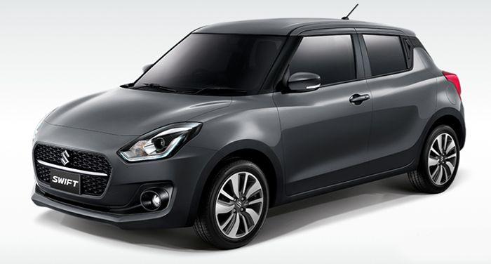 Suzuki Swift 2021 ราคา