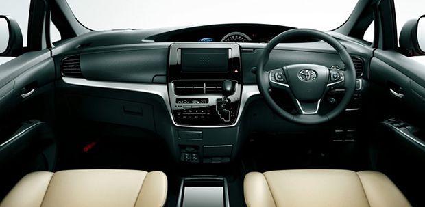 ภายใน Toyota ESTIMA