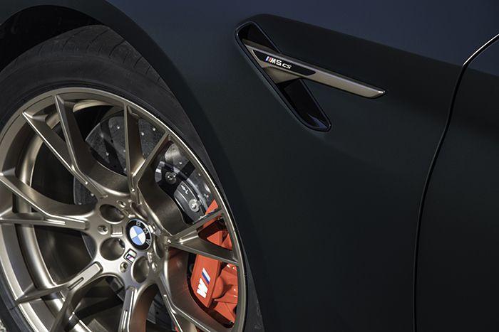 BMW M5 CS 2021 เปิดตัว
