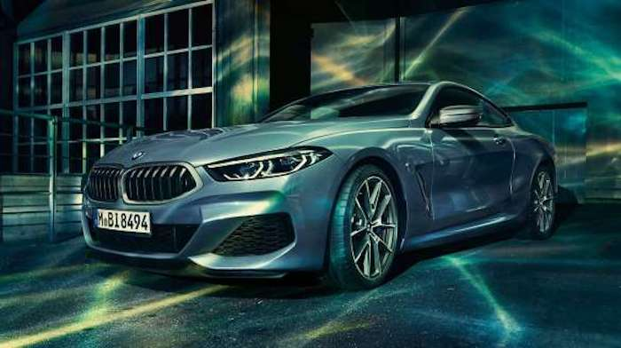 BMW M850i xDrive Convertible ราคา 13,499,000 บาท