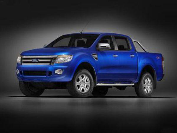 ภายนอก Ford Ranger 2012
