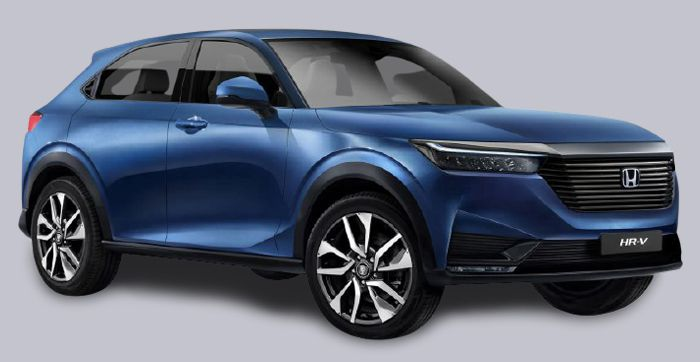 Honda HR-V 2022 เปิดตัว