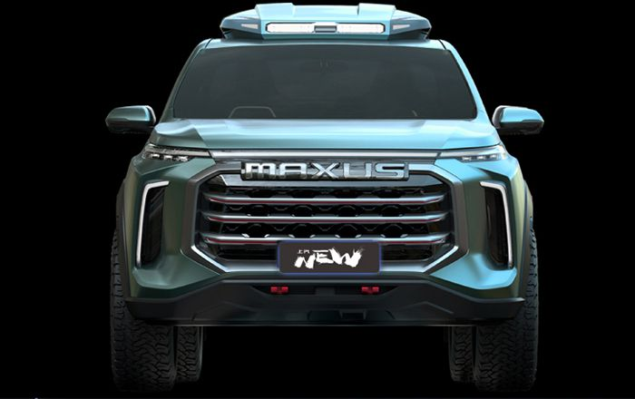 MG Extender 2021 เปิดตัว