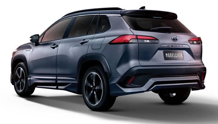 Toyota Corolla Cross Modellista 2021