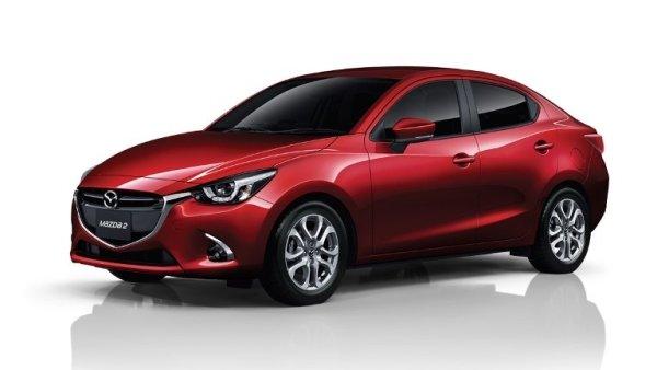 รีวิว Mazda2 Sedan 2018