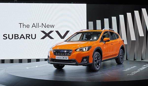 รีวิว Subaru XV 2018