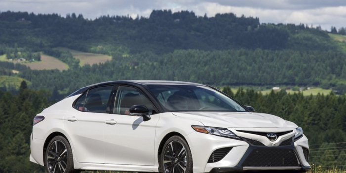รีวิว All new Toyota Camry 2020