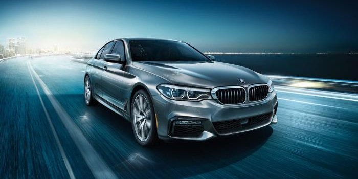รีวิว BMW 520d 2020