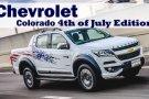 รีวิว Chevrolet Colorado 4th of July Edition รุ่นพิเศษฉลองวันชาติอเมริกา