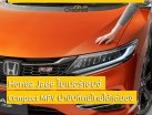 Honda Jade ไมเนอร์ฯ Compact MPV น่าขับที่คนไทยได้แต่มอง