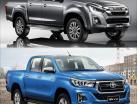 เมื่อ Isuzu D-max 2018 ปะทะ Toyota Hilux  Revo 2018